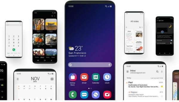 Samsung One UI now rolling out for Samsung Galaxy S9 and S9 Plus under beta programme