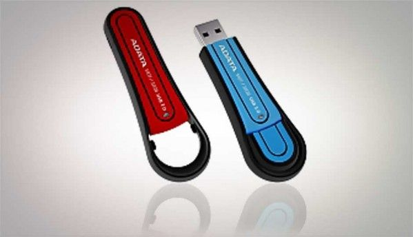 ADATA launches waterproof, shock-resistant USB 3.0 Flash drive, S107