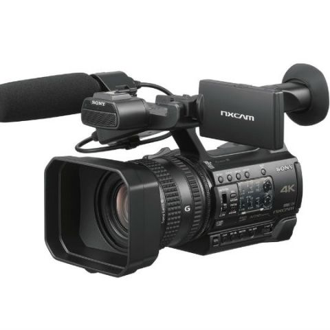 Sony's 4K HXR-NX200 NXCAM handheld camcorder launched for Rs 1,60,000