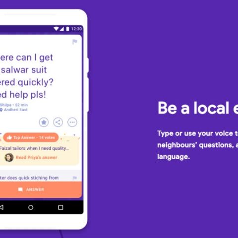 Google's Neighbourly app expands to Delhi and Bengaluru
