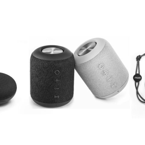 Mivi lauches three new portable Bluetooth speakers in India