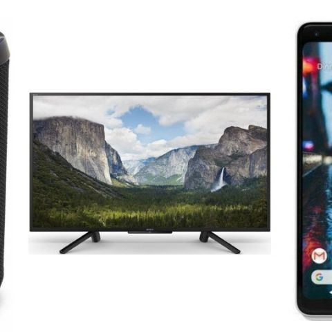 Paytm Mall Black Friday sale: JBL, Sony, LG and more on offers