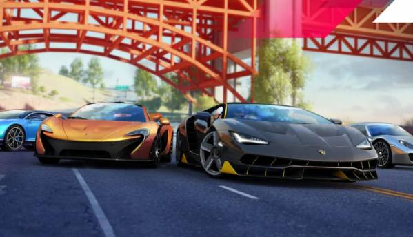 Asphalt 9: Legends now runs at 60fps on the iPhone XS Max, XS and XR