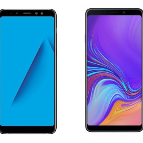 Specs comparison: Samsung Galaxy A8+ vs Samsung Galaxy A9