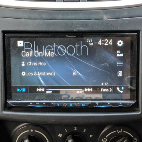 Pioneer AVH-Z9190BT Head Unit Review: An overpriced 7-inch TV for your car