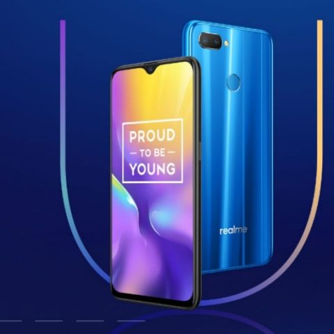 Realme U1 with MediaTek Helio P70 SoC, 25MP front camera goes on sale today: All you need to know