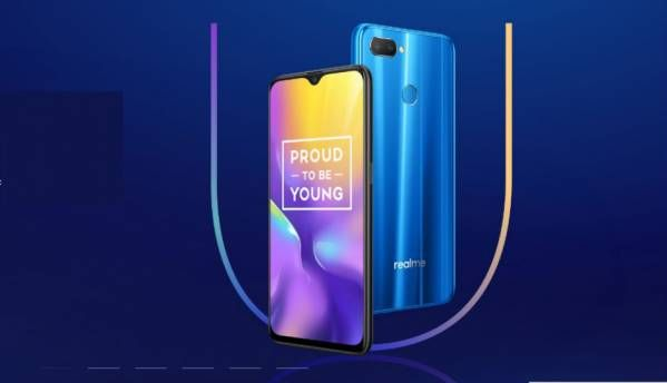 Realme U1 launched in offline markets, now available in 2500 stores across 30 cities
