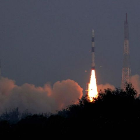 ISRO successfully launches HysIS Earth Observation satellite and 30 co-passengers with its PSLV-C43 mission