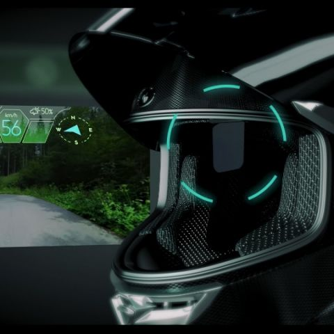 JARVISH smart helmet has everything including HUD, 360-degree cameras, and Alexa integration