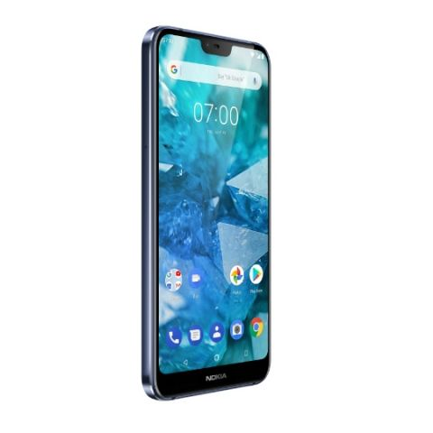 Nokia 7.1 with HDR display, ZEISS Optics and 2PD technology launched for Rs 19,999 in India