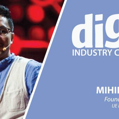 Industry Connect - Making early cancer detection a reality with Mihir Shah, Founder and CEO, UE LifeSciences