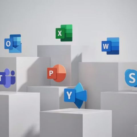 Microsoft unveils new icons for Office 365 suite of apps | Digit