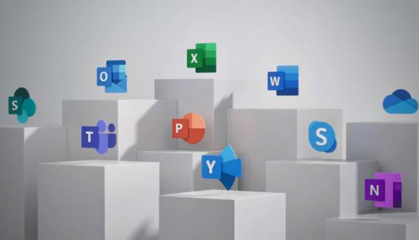 Microsoft unveils new icons for Office 365 suite of apps