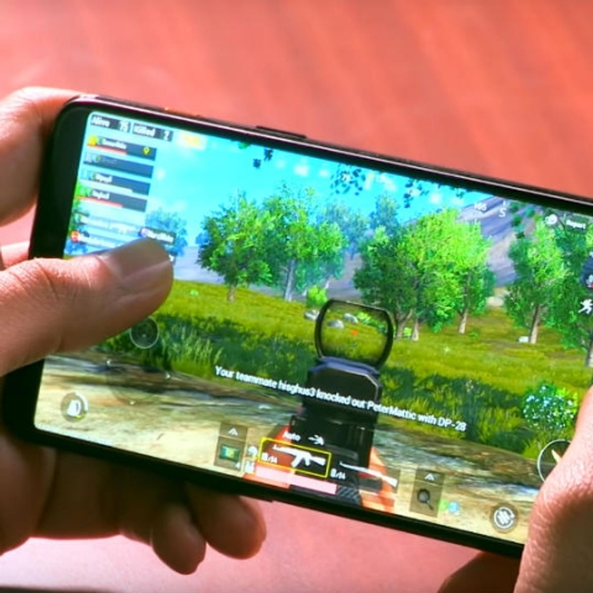 PUBG players in India prefer using smartphones to play the