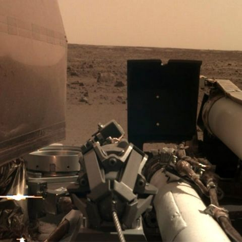 InSight sets solar record on Mars, will soon be joined by three more landers