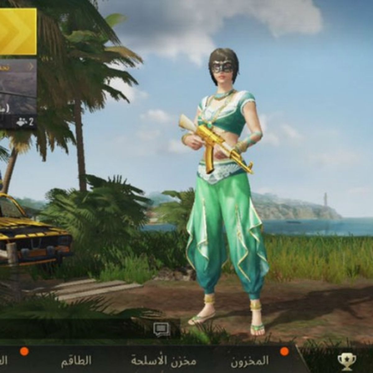 PUBG Mobile Arabic client, Middle East servers coming soon