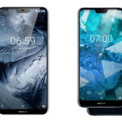 Specs comparison: Nokia 7.1 vs Nokia 6.1 Plus