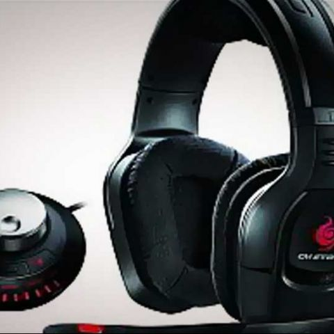 Cooler Master launches its first gaming headset, CM Storm Sirus