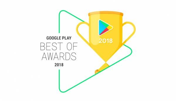 Google Play announces India's best apps, games, movies, books and more in 2018