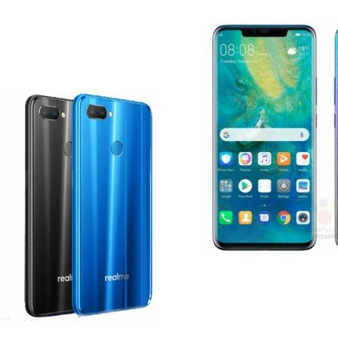 Amazon no cost EMI Fest: Offers on OnePlus 6T, Huawei Mate 20 Pro, RealMe U1 and more