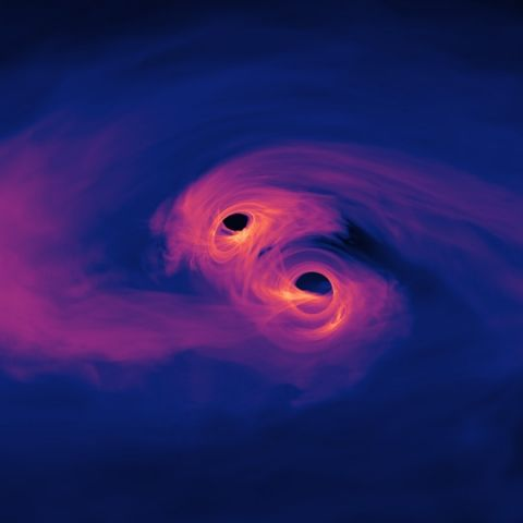 LIGO detects biggest known black hole collision