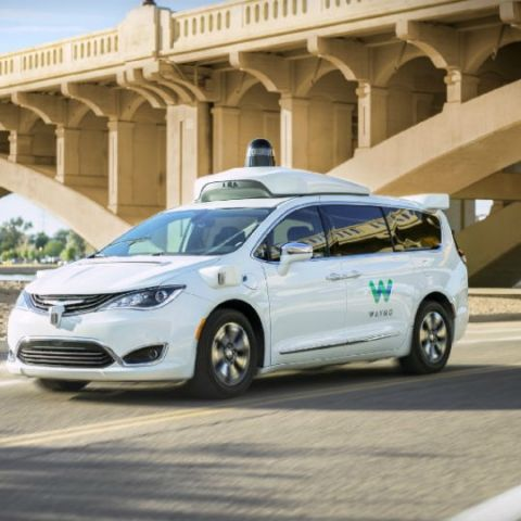 Google's Waymo launches first commercial autonomous ride-share service