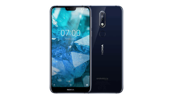 Nokia 7.1 with HDR10 display, Snapdragon 636 goes on first sale today