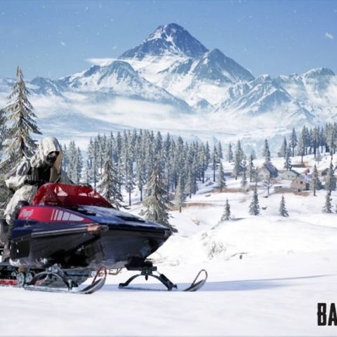 PUBG Mobile 0.10.0 update will bring Vikendi map, snowmobile, snow weather and more