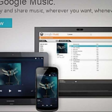 Google launches online music store, aims to rival Apple, Amazon