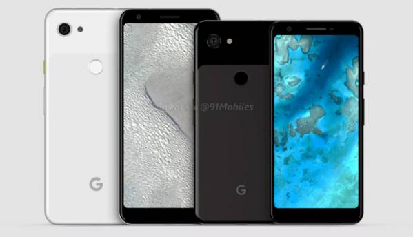 Google Pixel 3 Lite, Pixel 3 XL Lite reportedly launching in Spring 2019