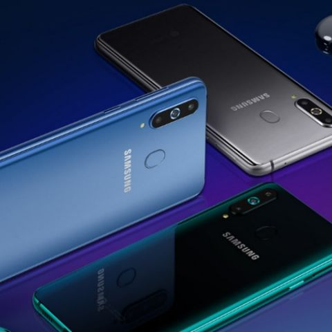 Samsung Galaxy A8s launched with Infinity-O display, Snapdragon 710 SoC