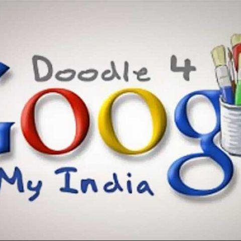 Seven-year-old Varsha Gupta wins Doodle 4 Google 2011 contest