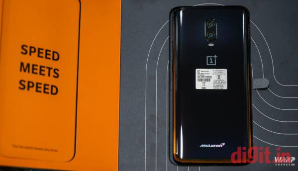 OnePlus 6T McLaren Edition with 10GB RAM, Warp Charge 30 launched at GBP 649