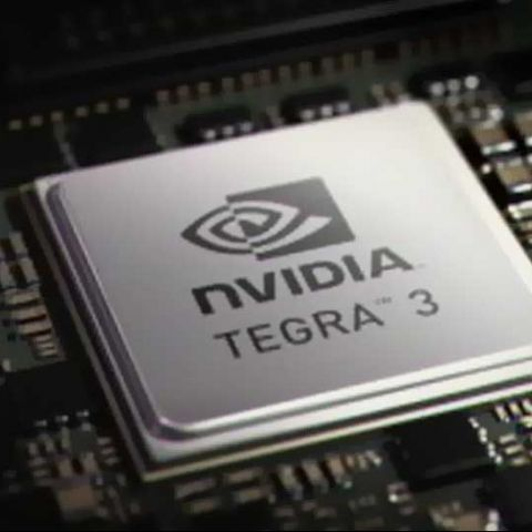 Nvidia releases the five-core Tegra 3 chipset