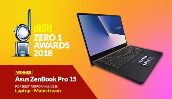 Digit Zero1 Awards 2018: Best mainstream laptop
