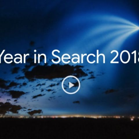 Google's Year in Search reveals top global and India-specific Search trends for 2018