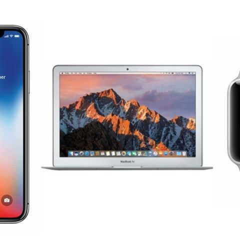 Amazon Apple Fest: iPhone X, MacBook Air, iPad and more on offers