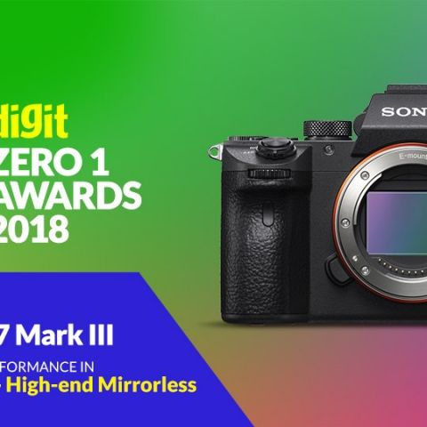 Digit Zero1 Awards 2018: बेस्ट हाई-एंड mirrorless camera