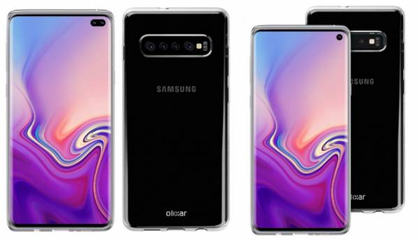 Samsung Galaxy S10+ 5G variant spotted in the wild
