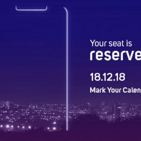 Micromax to launch its first notched smartphone on December 18