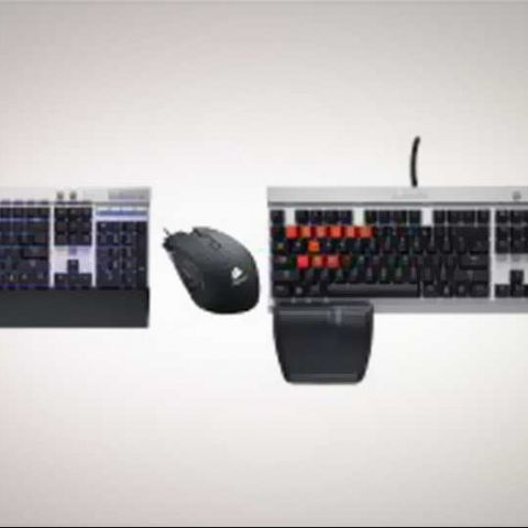 Corsair introduces Vengeance gaming keyboards and mice for India