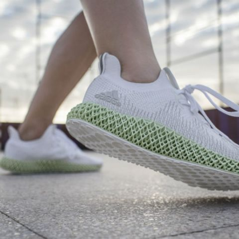 Here's how Adidas aims to push boundaries of sports shoe technology with the Adidas 4D midsole