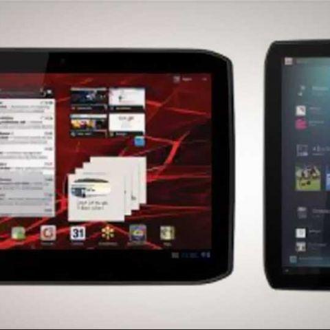 Motorola introduces Xoom 2, and Xoom 2 Media Edition Honeycomb tablets