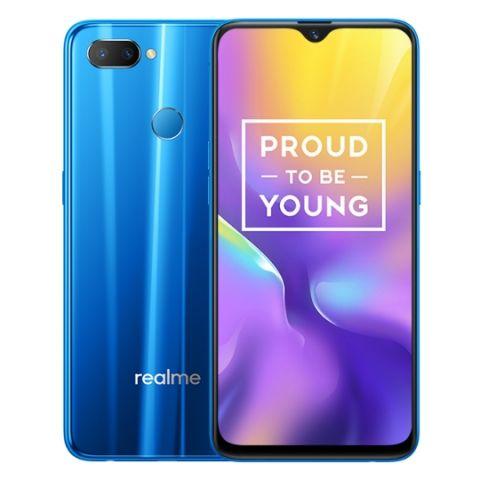 72de1b392 Realme U1 goes on sale at 12PM today via Amazon  Price