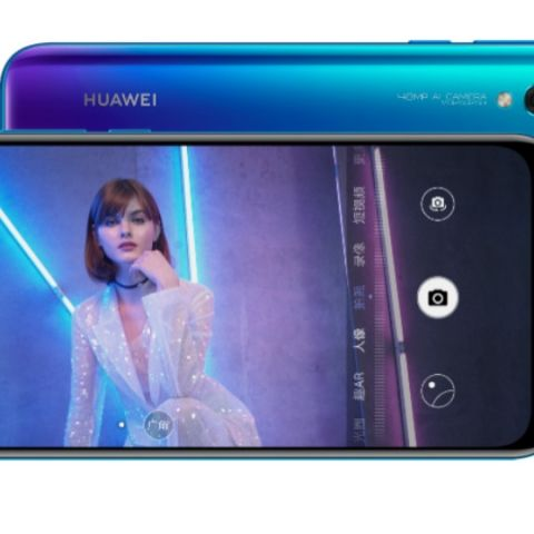 Huawei Nova 4 with 48MP main camera and punch hole selfie snapper launched in China