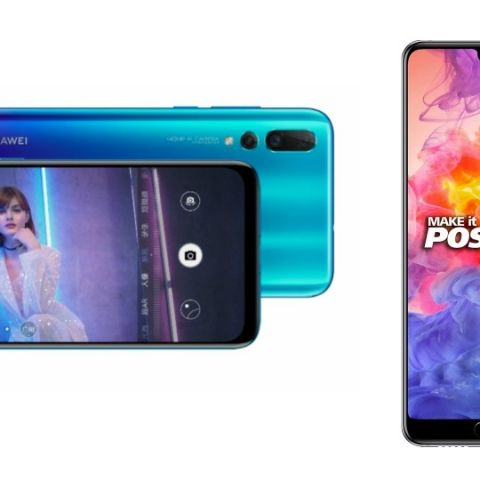 Specs comparison: Huawei Nova 4 vs Huawei P20 Pro
