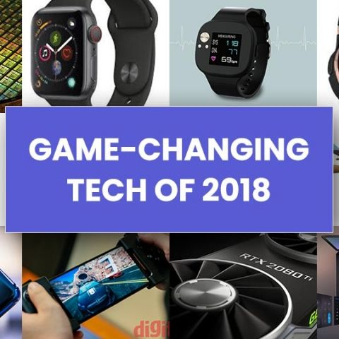 10 Game-changing technologies of 2018