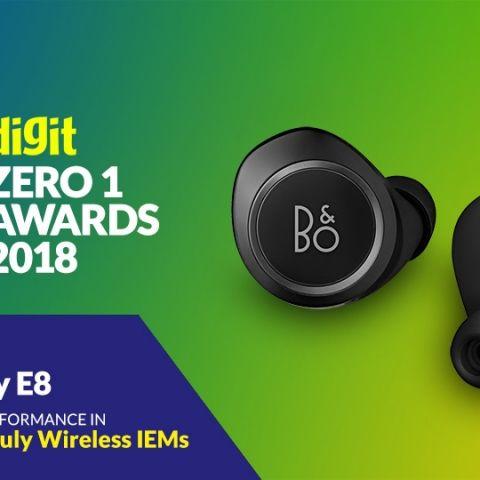 Zero1 Awards 2018 - Audio - Truly Wireless IEMs