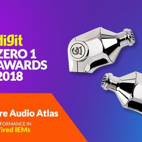 Zero1 Awards 2018 - Audio - Wired IEMs