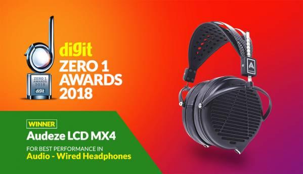 Zero1 Awards 2018 - Audio - Wired Headphones